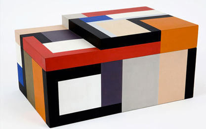Graphic Objects: Elaine Lustig Cohen's Sculptural Works