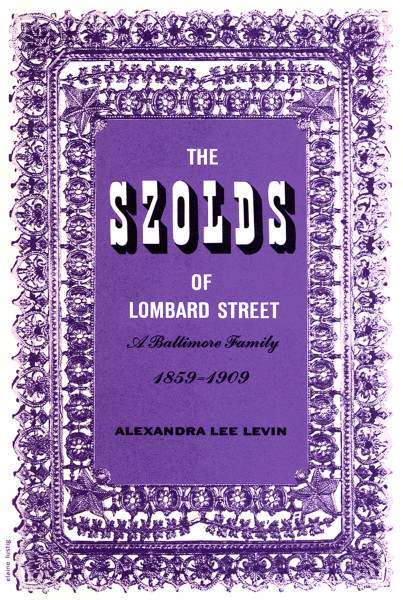The Szolds of Lombard Street
