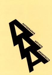 Ex Libris Autographs Artists Architects
