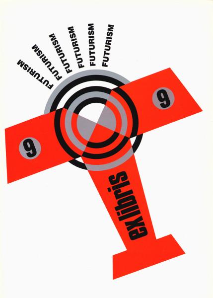 Ex Libris Futurism