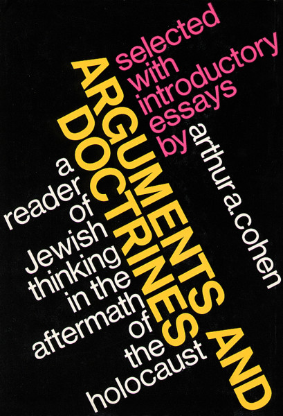 Arguments and Doctrines