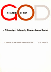 God In Search of Man