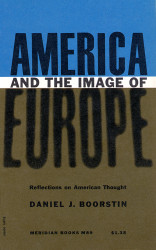 America and the Image of Europe