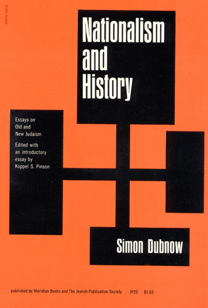 Nationalism and History