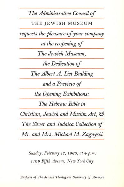 1.1963-Jewish-Museum