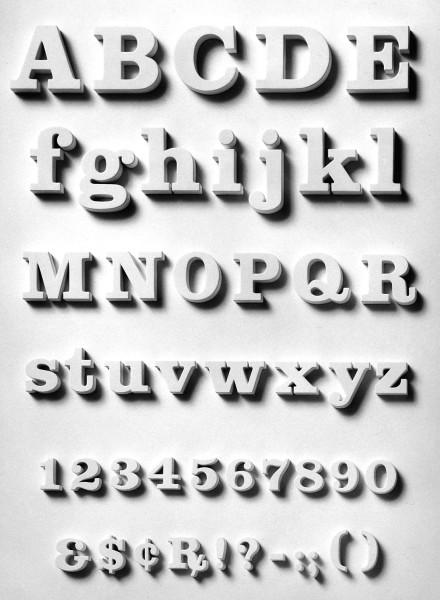 1958-Mitten-Plaster-Letters