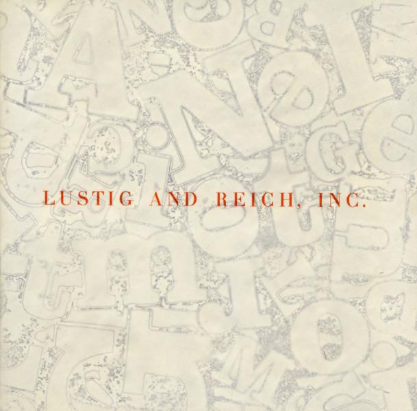 1963-Lustig-&-Reich