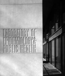 1965 Yale Univ. Epidemiology